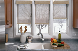 Kitchen Drapery