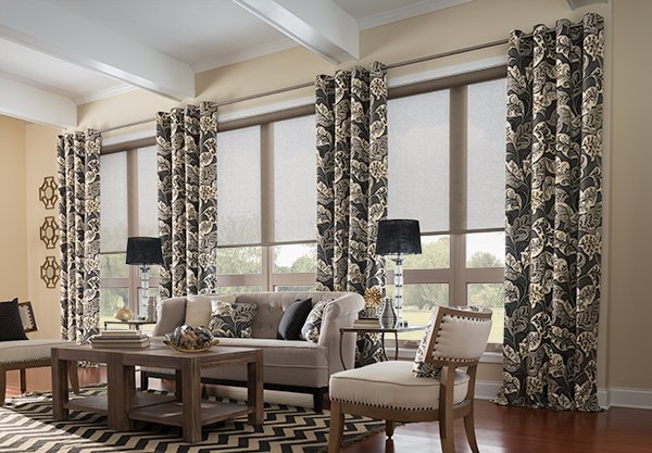 Room Darkening Window Treatments Shades