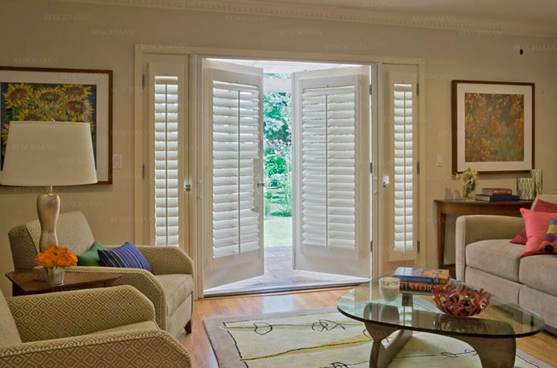 Shutters Dc Window Automation