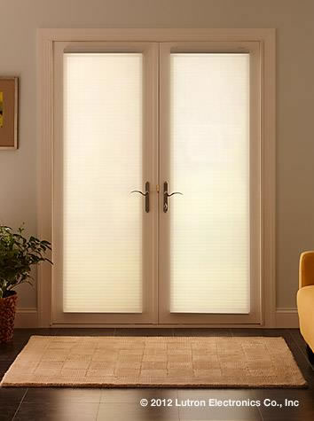 Lutron Shades For Patio Doors Available In Chicago Dc